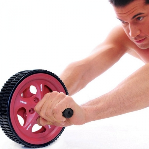 Extreme Training Double Exercise Wheel