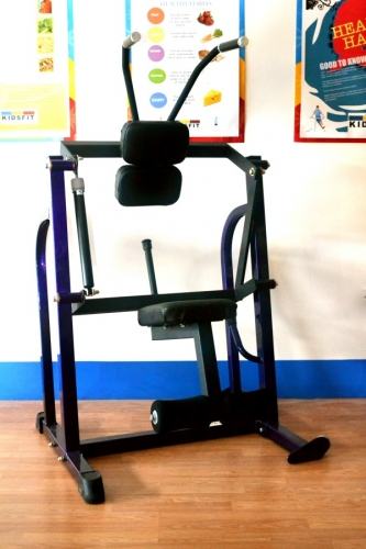 KidsFit 314 Ab Crunch Machine