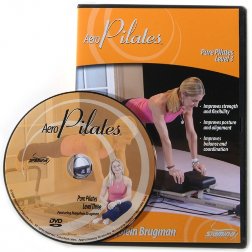 AeroPilates Level Three Pure Pilates Workout