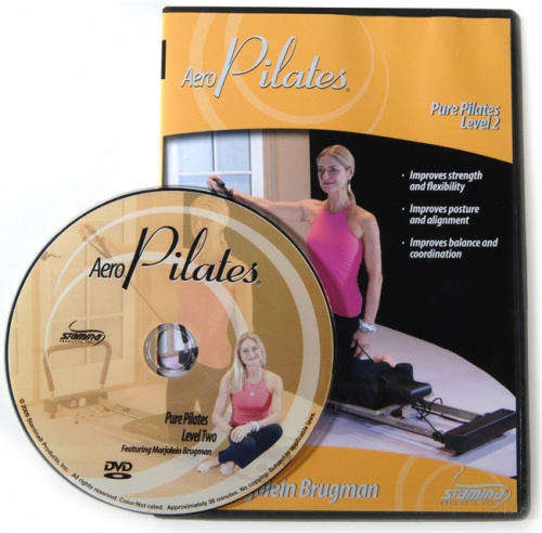 AeroPilates Level Two Pure Pilates Workout