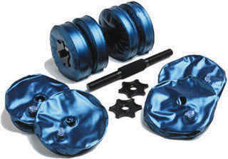 AquaBells AB2 Dumbbells by Aquabell