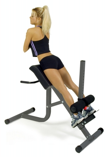 BodyCraft F670 45/90 Degree Hyperextension