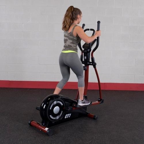 Best Fitness Cross Trainer Elliptical BFCT1