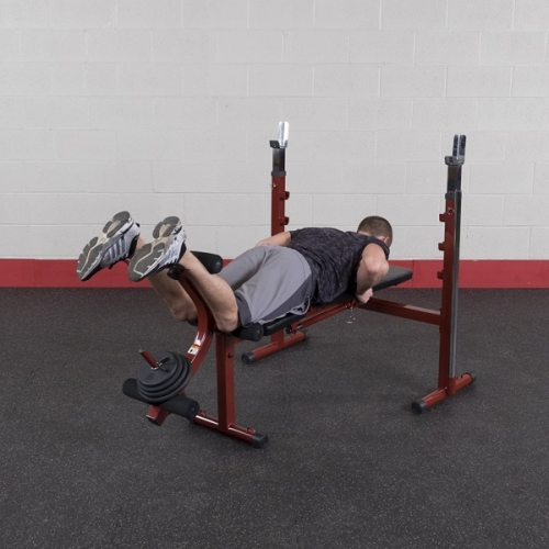 Best Fitness Folding Olympic Bench BFOB10