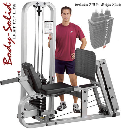 Body-Solid Pro Club Line Leg Press Machine