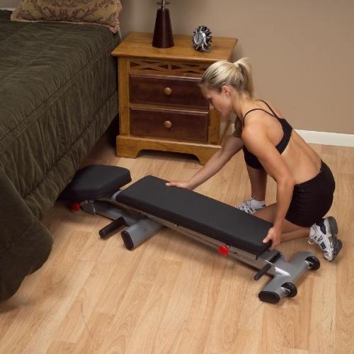 Body-Solid Folding F.l.D. Bench (Fully Assembled)