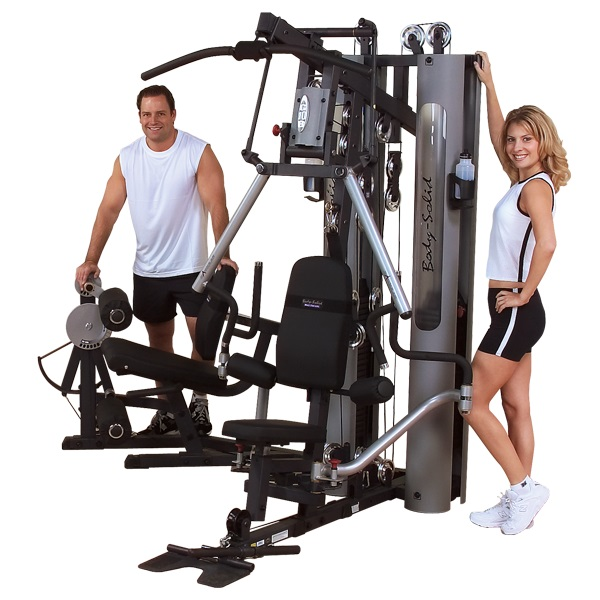 Fitnesszone: commercial home gyms