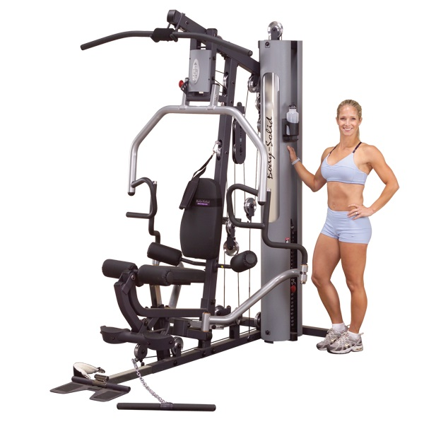 Fitnesszone body solid g s home gym