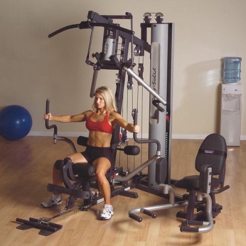 Body solid g b bi angular home gym fitnesszone