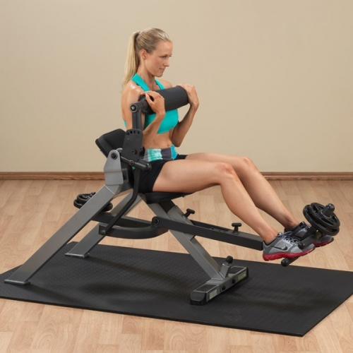 Body-Solid Synchronized-Recumbent AB Bench