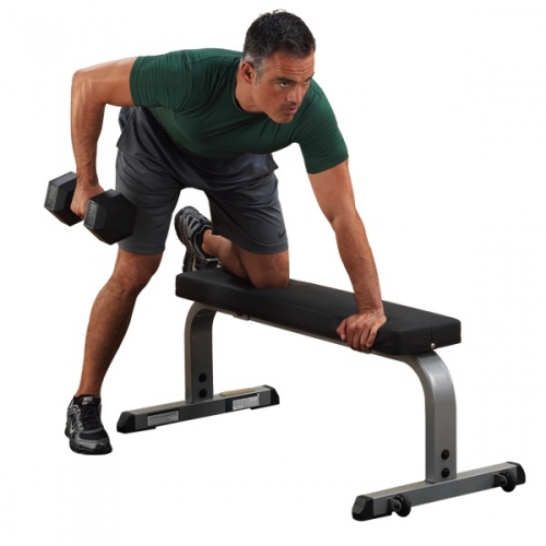 Body-Solid Heavy Duty Flat Bench