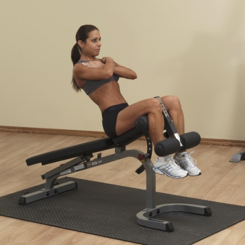 Body-Solid GFID31 Flat Incline Decline Bench