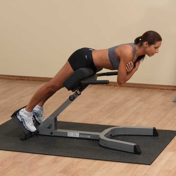 Fitnesszone Back Hyperextension Roman Chairs