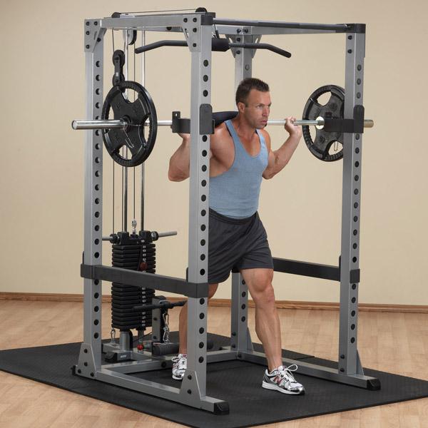 fitnesszone power racks. Black Bedroom Furniture Sets. Home Design Ideas