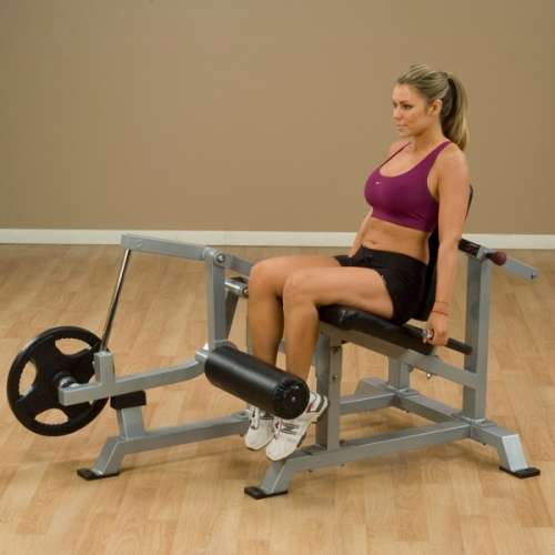 Body Solid Leverage Leg Extension