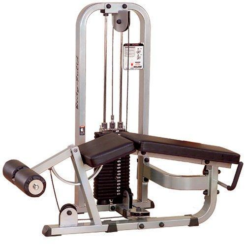 Body-Solid Pro ClubLine Leg Curl Machine SLC400G-2