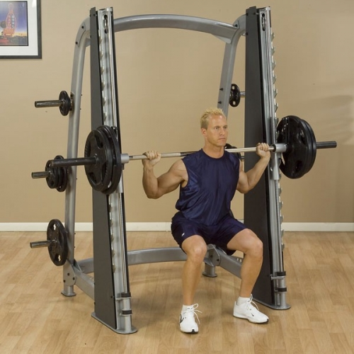 Body-Solid Pro Club Line Counter Balanced Smith Machine
