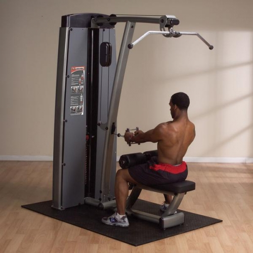 Body-Solid Pro Dual Lat & Mid Row DLAT-SF