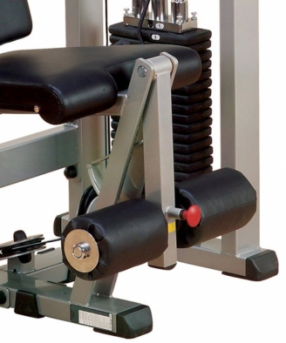 Body-Solid Pro ClubLine Leg Extension Machine SLE200G-2