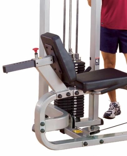 Body-Solid Pro Club Line Leg Press Machine