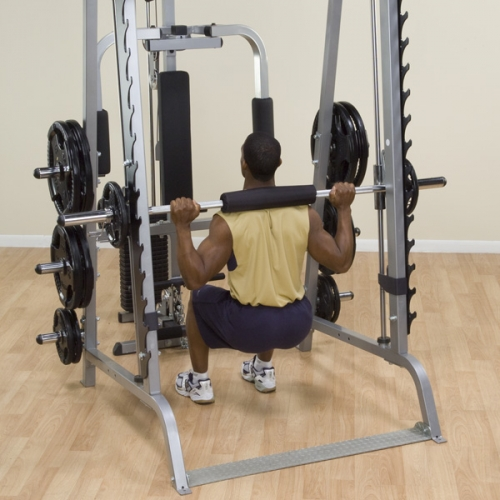 Body-Solid Series 7 GS348Q Smith Machine