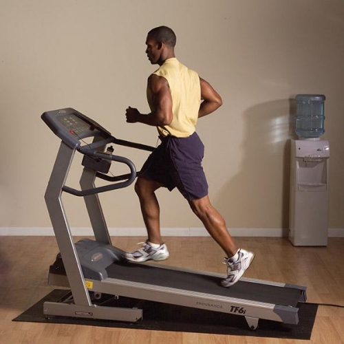 Body-Solid TF6iHRC Endurance Folding Treadmill
