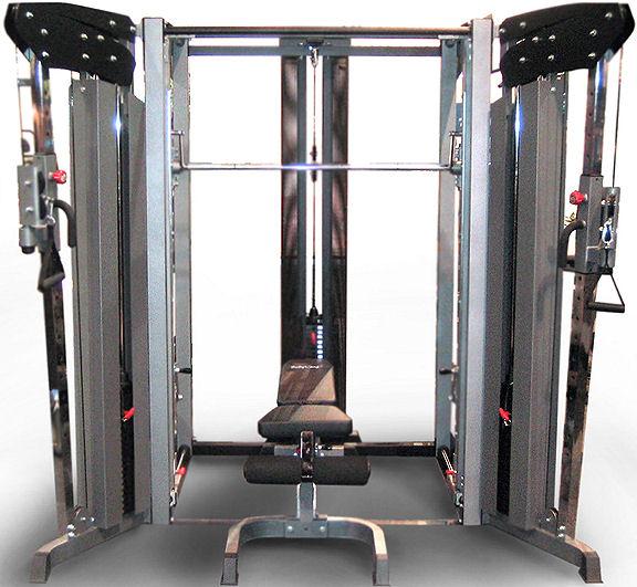 Fitnesszone commercial smith machines