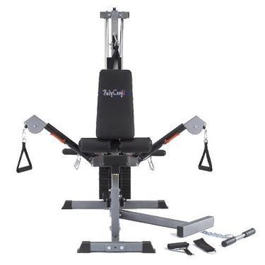 bodycraft xpress pro home gym manual gamelist. Black Bedroom Furniture Sets. Home Design Ideas