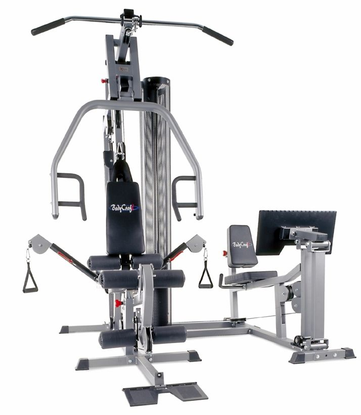 Home Exercise Equipment For Legs: BodyCraft XPress Pro Home Gym