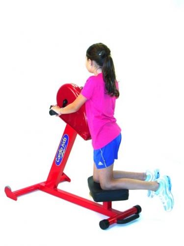 Cardio Kids 667 Kidzcore Kneel and Spin Elementary