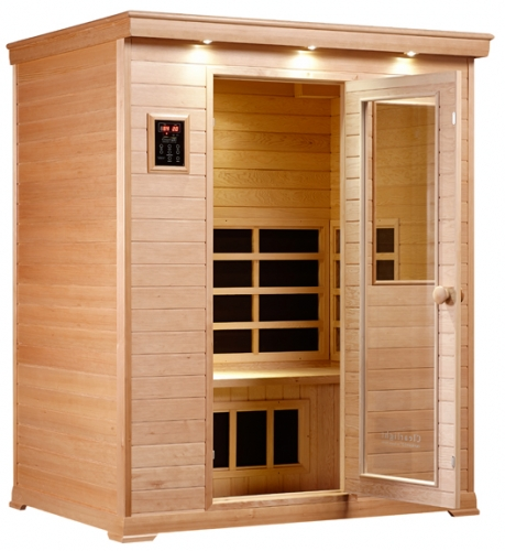 Clearlight Essential CE-3 Three Person Far Infrared Sauna