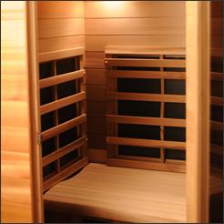 Clearlight IS-C 3-4 Person Infrared Premier Cedar Saunas