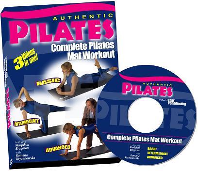 Complete Pilates Mat Workout DVD