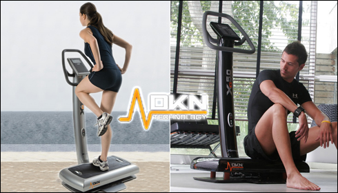 DKN Pro Vibration Trainers