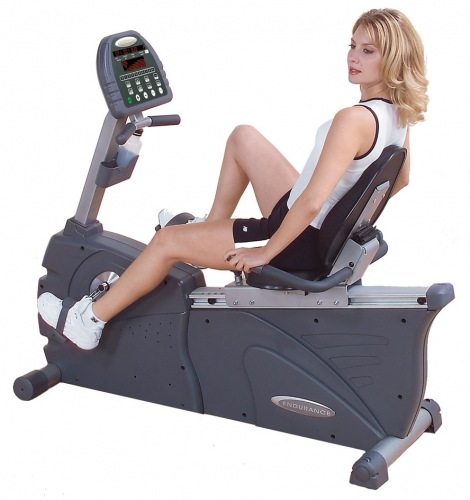Endurance B3R Self Generating Recumbent Bike