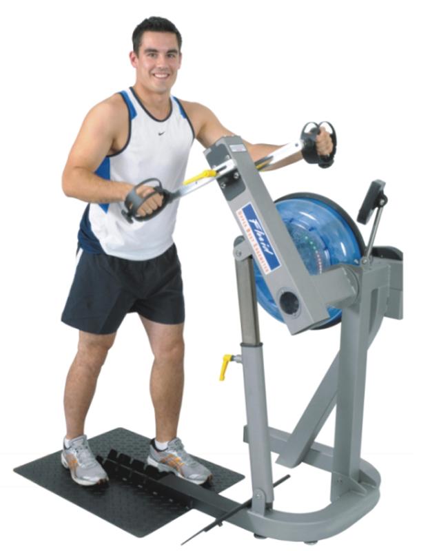 ube extremity exercise machine