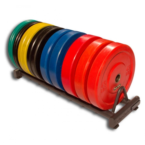 Body Solid Rubber Bumper Plate Rack GBPR10