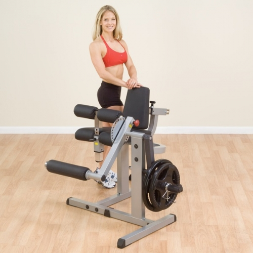 Body Solid Cam Series Leg Ext/Curl Machine