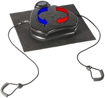 Health Mark Port-A-Vibe Vibration Trainer