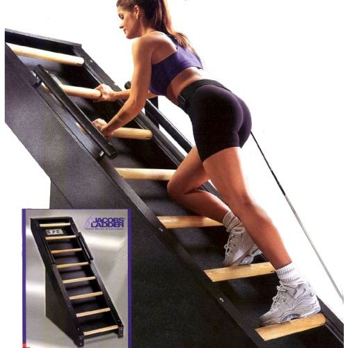 FitnessZone: Jacobs Ladder