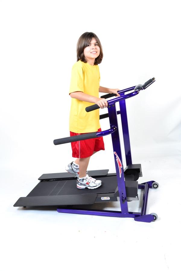 Kidsfit Cardio Kids 700 Manual Treadmill Fitnesszone