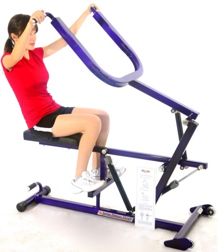 Cardio Kids 302L Latisimus Pull Up/Chin Up Trainer