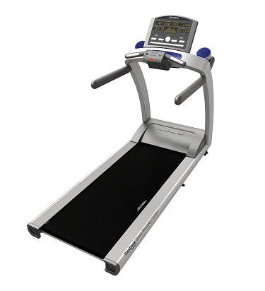 15 precor error treadmill