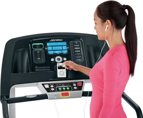 Life Fitness F1 Smart Treadmill