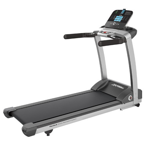 Life Fitness T3 Treadmill with TRACK Console