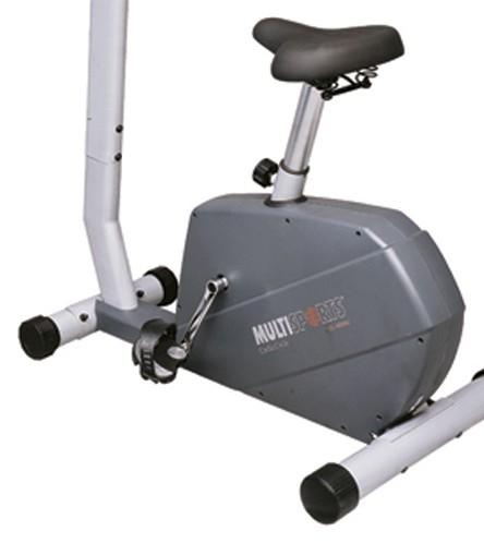 Multisports CC-5000U Cardio-Cycle Programmable Upright Bike