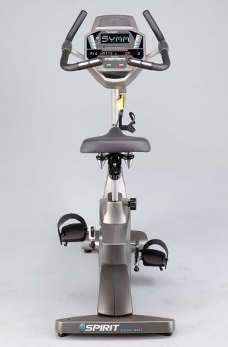 Spirit MU100 Upright Ergometer Bike