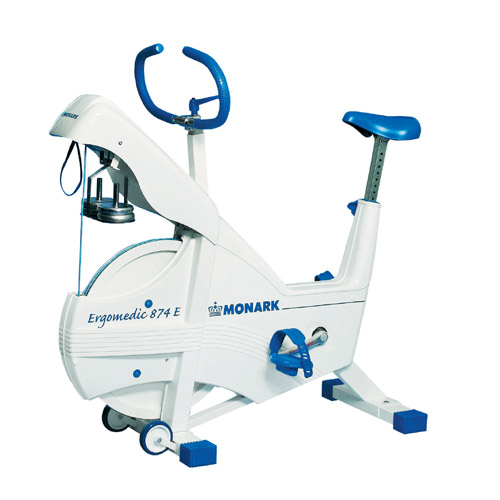 Monark 874E Weight Ergometer Bike