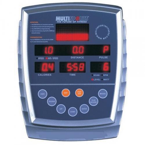 Multisports ECT-6600L Elliptix Elliptical