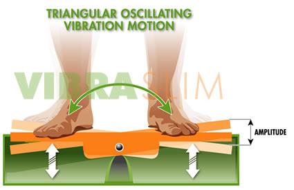 VibraSlim Europlate Vibration Trainer